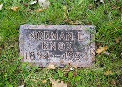 Norman L Knox