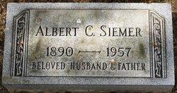 Albert C Siemer