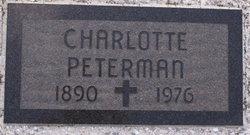 Charlotte Peterman