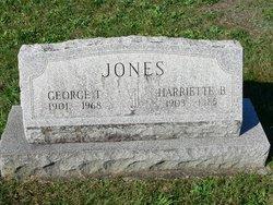 George T. Jones