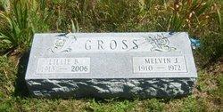 """Lillian Belle """"Lillie"""" <I>Smith</I> Gross"""