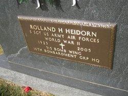 Rolland H. Heidorn