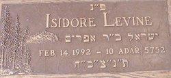 Isadore Levine