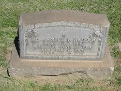 Rev Joseph Bernard Howard