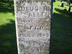 Rufus Allen