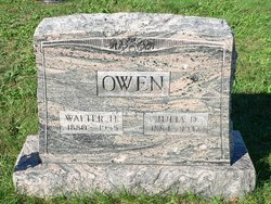 Julia D. <I>Angell</I> Owen