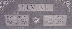 Rebecca K Levine
