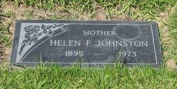 Helen F Johnston