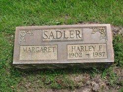 Margaret Mildred <I>Heintzelman</I> Sadler
