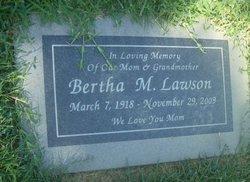 Bertha Mae Lawson