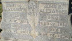 John Harvey Alexander