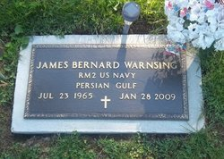 James Bernard Warnsing