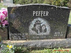 Clifford H Peffer, Sr