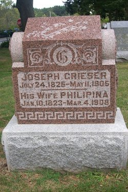 Philipina <I>Beyers</I> Grieser