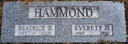 Everett D. Hammond