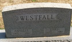 Annelle <I>Bishop</I> Westfall