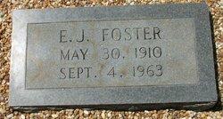 E J Foster