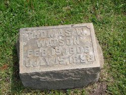 Thomas W. Watson