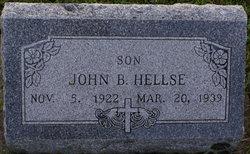 John Bernard Hellse, Jr
