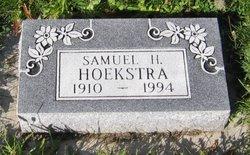 Samuel H Hoekstra