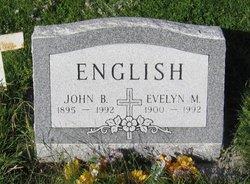 John B English
