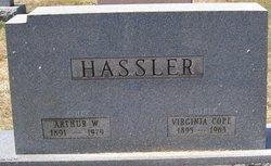 Virginia <I>Cope</I> Hassler