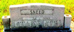Albert Sneed