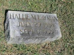 Hallie May <I>Showalter</I> Layman