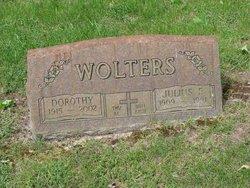 Dorothy <I>Moorman</I> Wolters