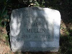 Homer A Mullen