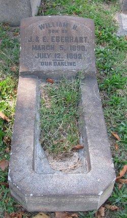 William H Eberhart