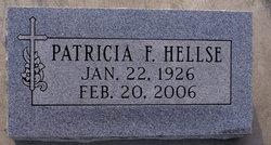 Patricia F Hellse