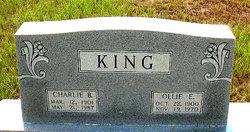 Ollie <I>Edward</I> King