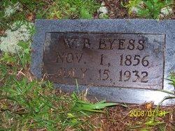 """William Bennett """"W.B."""" Byess"""