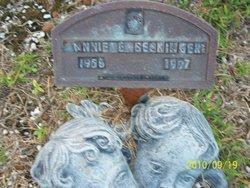Annie E. Seckinger