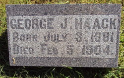 George J Haack