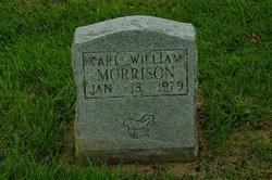 Karl William Morrison