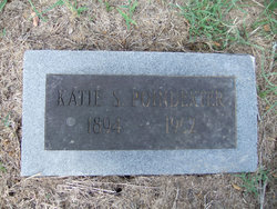 Katie I. <I>Stephens</I> Poindexter