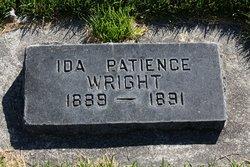 Ida Patience Wright