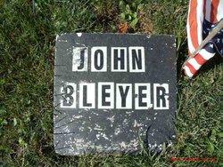 John Bleyer