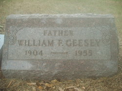 William F Geesey