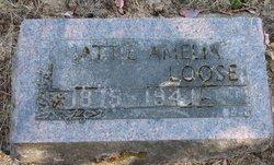 Hattie Amelia <I>Harris</I> Loose