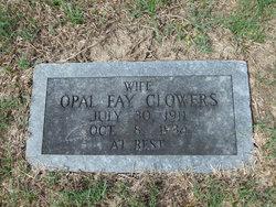 Opal Fay Clowers