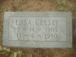 Edna Geesey