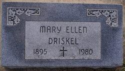 Mary Ellen Driskel