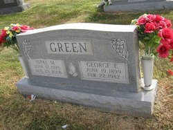 Opal M. Green
