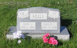Lorene L <I>Twogood</I> Neill