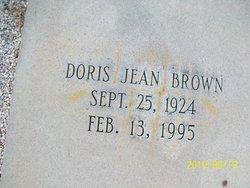 Doris Jean Brown