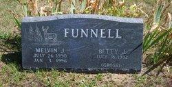 Melvin J Funnell