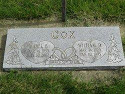 Mabel Eilleen <I>Owen</I> Cox